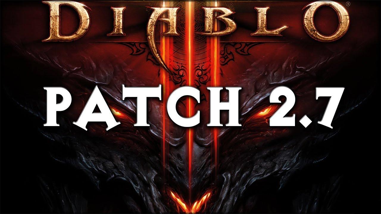PATCH 2 7 - Diablo 3