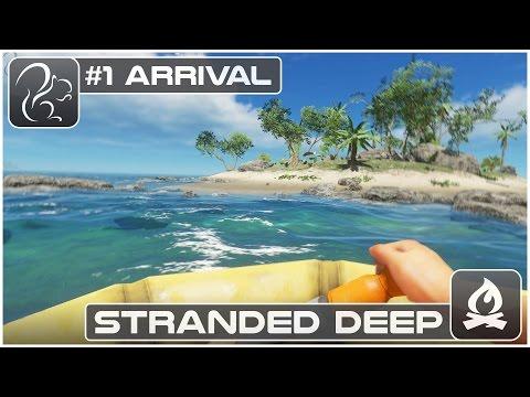 Stranded Deep S1E01 - Arrival
