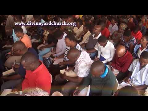 Press On Towards The Mark Of High Calling - Sermon By John Chibwe (DCOHP) Nov 2017