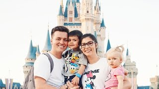 FIRST TIME AT DISNEY WORLD!