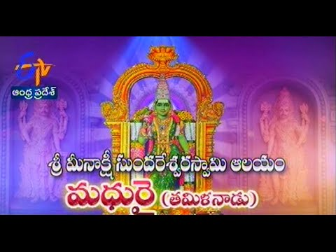 Teerthayatra - Sri Meenakshi Sundareswarar Swami temple Madurai - తీర్థయాత్ర - 8th August 2014