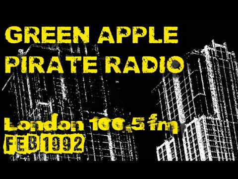 Green Apple Radio - February 1992