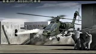 Apache Ah-64 Air Assault  Mission 1/Reconnaissance