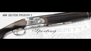beretta 686 Silver Pigeon I sporting. Рабочая лошадка для стенда