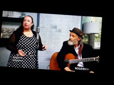 """RETRO HEART ""Performing Live for ""Rogers Cable 22-Daytime Ottawa """