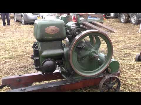 Stationary Engines at Prickwillow Pumping Station 07/10/2012