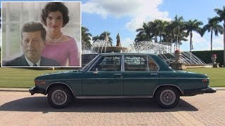 Want to Own Jackie O's Car? You Can Have It... for a Price
