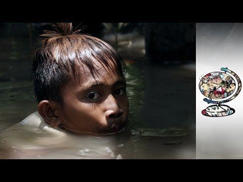 The Children Risking Their Lives In Underwater Gold Mines