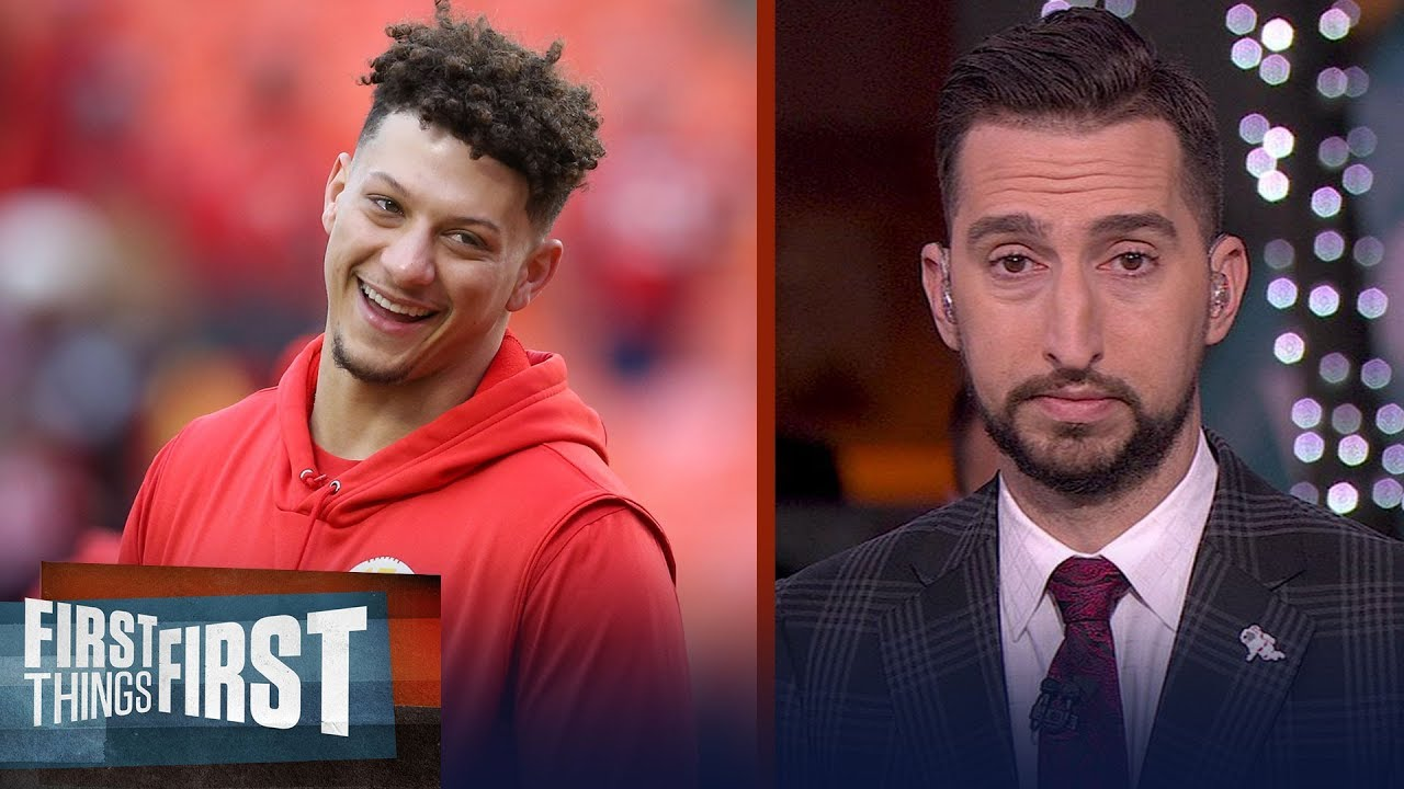 If Chiefs win Sunday, Mahomes will be a Hall of Famer — Nick | FIRST THINGS FIRST | LIVE FROM MIAMI