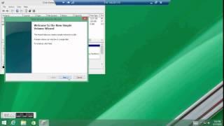 Hyper V : Configuring Virtual Hard Drive in Win 8