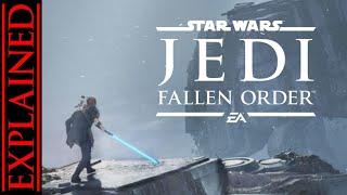 Star Wars Jedi: Fallen Order GRAND MASTER Play Through