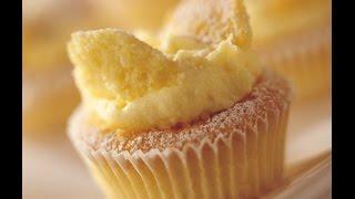 Butterfly Cupcake Recipe