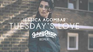 Jessica Agombar - Tuesday