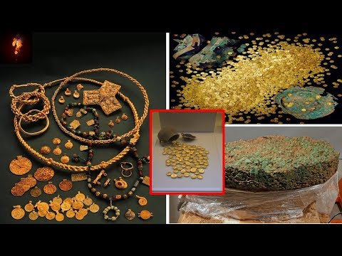 Hoen Hoard ~ The Largest Viking Treasure Ever Found