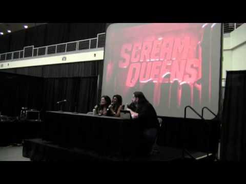 Scare-A-Con Scream Queen Panel