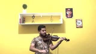 Baixar Meu Abrigo - MELIM - Violin Cover