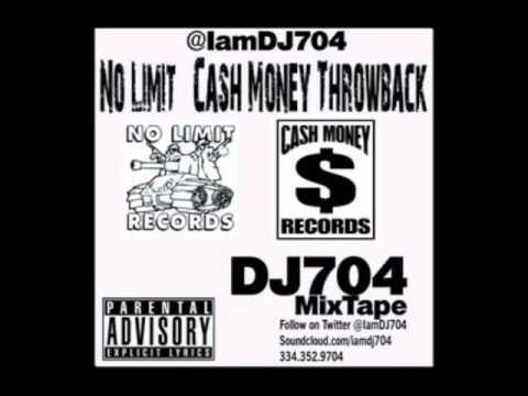 Dj704 No Limit & Cash Money Throwback by iamdj704