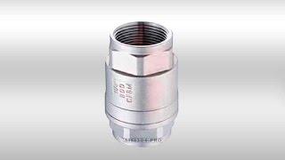 Клапан обратный нержавеющий резьбовой AISI 304(, 2016-08-03T07:00:48.000Z)