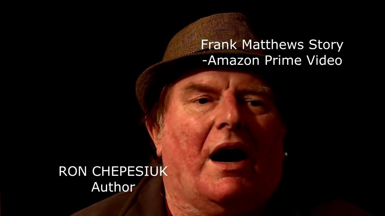 Frank Matthews | Author Ron Chepesiuk ( Crime Beat )