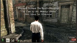 Sherlock Holmes: The Devils Daughter Episode Two Old Tabard Pub