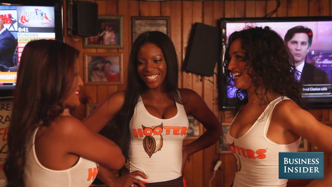 Busty hooters movie