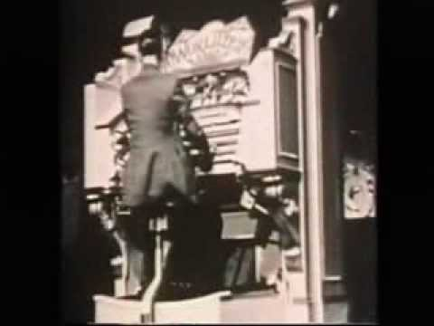 "A RECORD RUN IN ""TORCH"" TIME - State Kilburn Wurlitzer - SIDNEY TORCH"