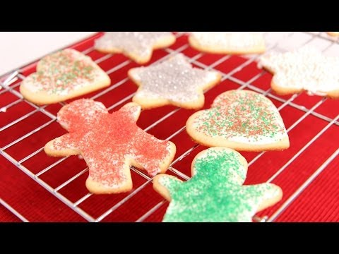 Get Cutout Sugar Cookie Recipe - Laura Vitale - Laura in the Kitchen Episode 688 Pictures