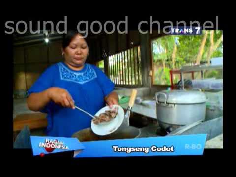 Makanan Unik Tongseng codot