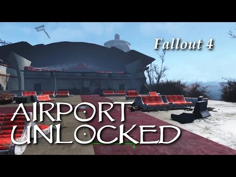 Fallout 4 Boston Airport unlocked at last - PS4