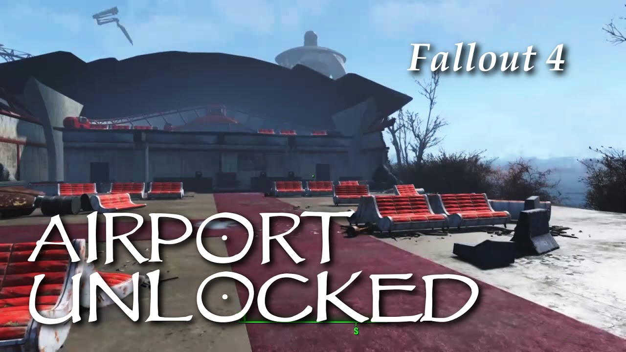 Fallout 4 Boston Airport unlocked at last - PS4