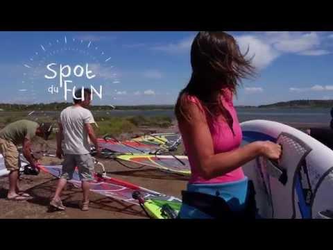 WINDSURF & KITESURF Camping Le FUN