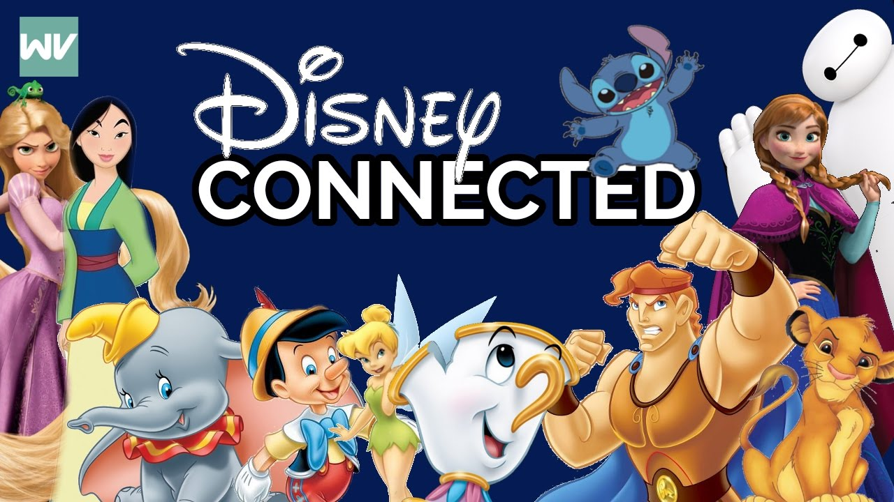 Disney Movies Connect Youtube