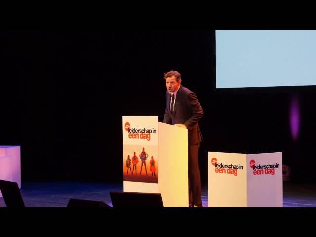 Ben Tiggelaar: Leiderschap in één dag (Tip 4)