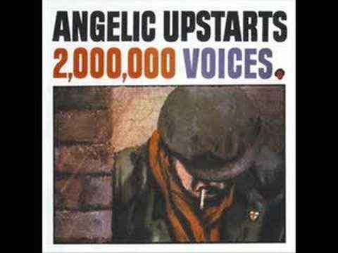 ANGELIC UPSTARTS - kids on the streets - YouTube