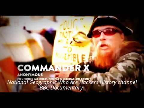 National Geographic Who Are Hackers History channel BBC Documentary