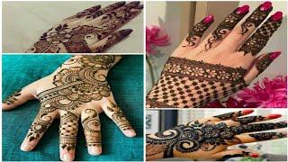 Beautiful Mehndi designs||Mehndi Designs On Hands||Indian Wedding New Mehndi Design|| mehndi designs