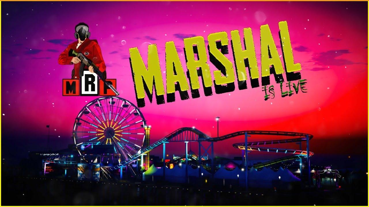 MRP SERVER • GTA 5 മലയാളം ROLEPLAY LIVE • MARSHAL YT