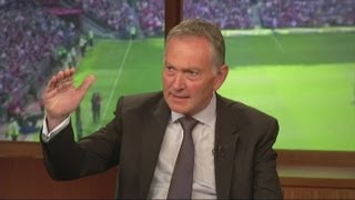 NBC Sports President and Richard Scudamore react to Premier League TV deal