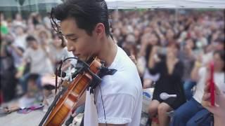 [HD/#Fancam] #헨리 바이올린 연주 '멜로망스의 선물' _ #Henry 아메리칸 이글 팬사인회 _180811 MP3