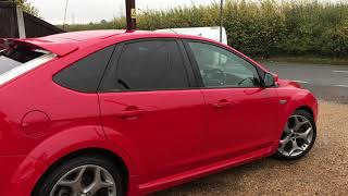 2009 FORD FOCUS 2.5 ST-3  FOR SALE | CAR REVIEW VLOG