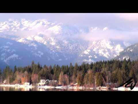 British Columbia January 2013 Winter View - YouTube