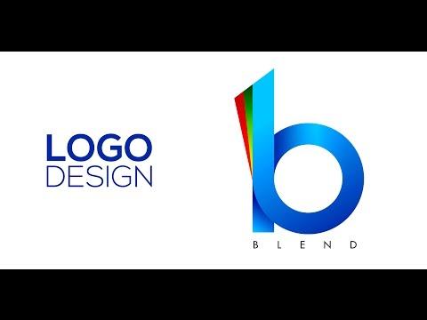 Professional Logo Design – Adobe Illustrator cs6 (BLEND)