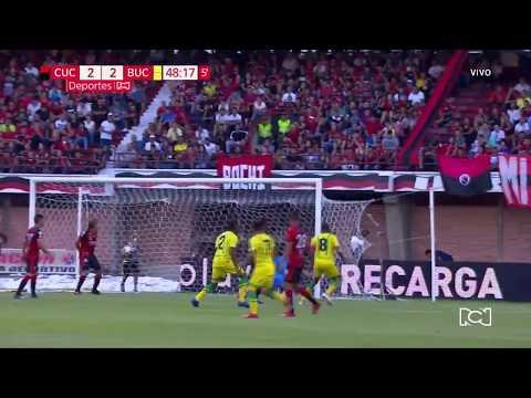 Cúcuta 2-2 Bucaramanga: Gol Gabriel Gómez I Deportes RCN