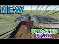 NEW PARK UPDATE (BMX STREETS PIPE)