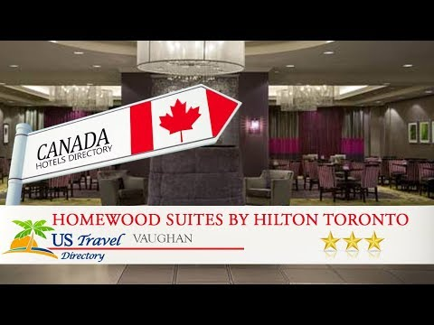 Homewood Suites By Hilton Toronto Vaughan - Vaughan Hotels, Canada