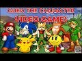 """Guess the """"VIDEO GAME CHARACTER"""" (By Silhouette) Challenge/Test/Quiz"""