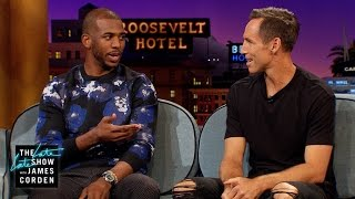 Chris Paul Is Your Typical Hoarding Germophobe