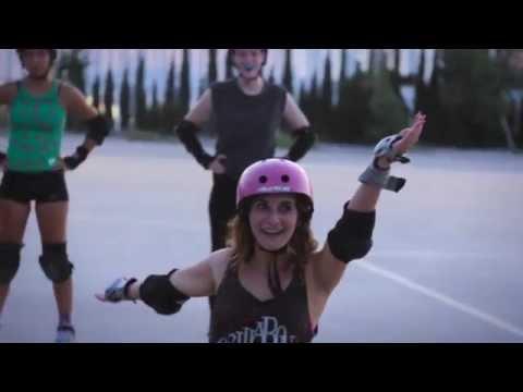 Athens Roller Derby Indiegogo