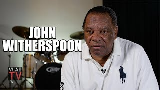 John Witherspoon on Adlibbing His Movies, Directors Getting Mad (Part 1)
