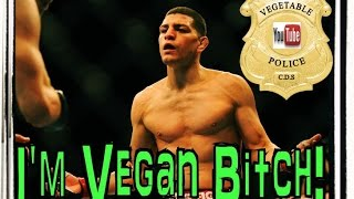Why UFC fighters get injured so much.  Vegans vs Meat eating athletes, who